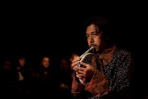 Hitoshi Kojo (Photo: Miles Sabin)