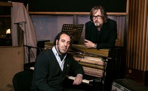 Chilly Gonzales & Jarvis Cocker (Photo: Alexandre Isard)