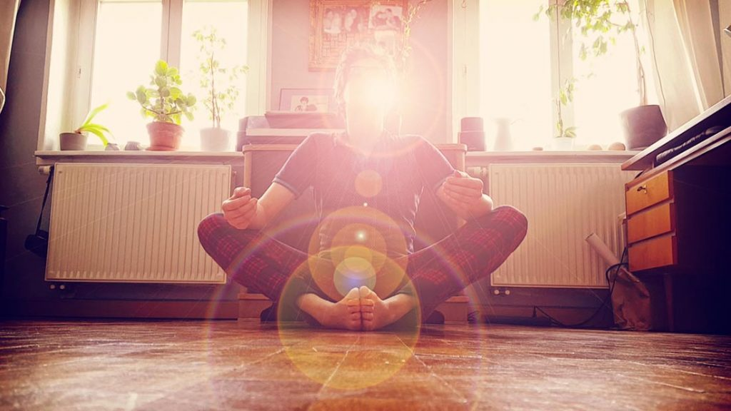 Yoga - der Balancer im rastlosen Leben zwischen Melancholie und Müßiggang