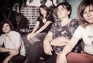Britta – Die Band heute (Photo: Ralf Metzler)