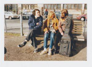 Britta - Die Band in der Gründungsbesetzung: Christiane Rösinger, Britta Neander, Julie Miess