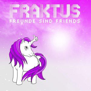 Fraktus - Freunde sind Friends EP Cover